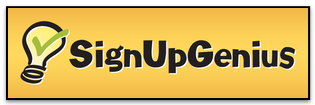 Signup Genius Button and Link